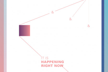 The Evolution is Real and it's Happening Right Now Infographic