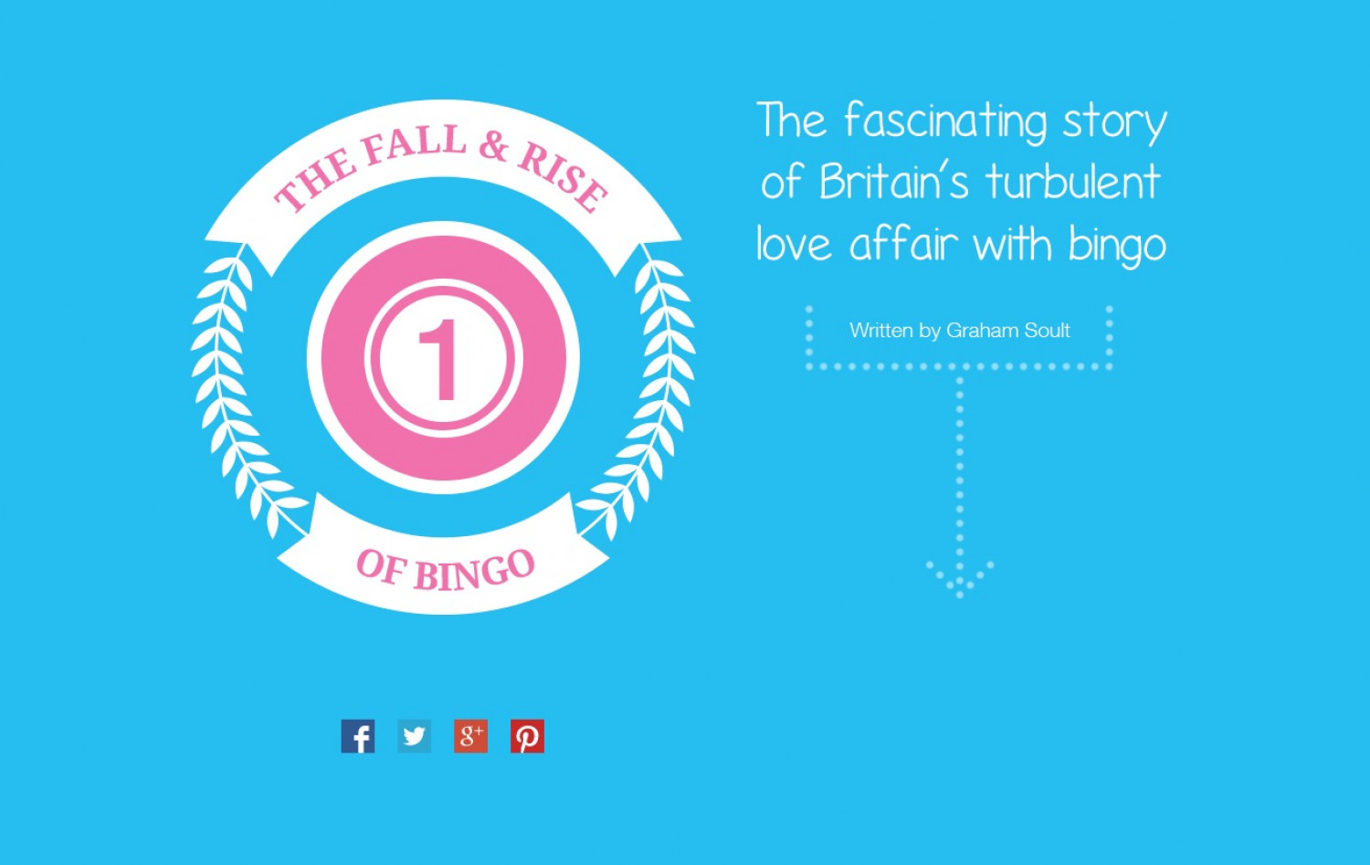 The Fall & Rise of Bingo Infographic