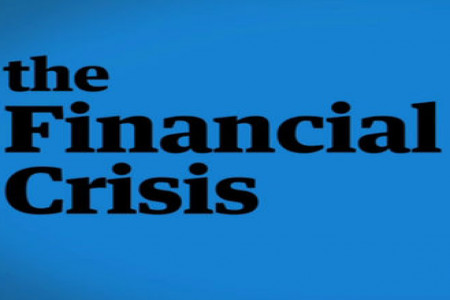 The Financial Crisis Infographic