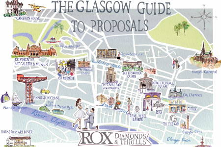 The Glasgow Guide to Proposals Infographic