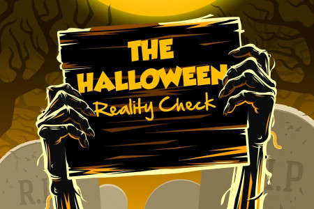 The Halloween Reality Check Infographic