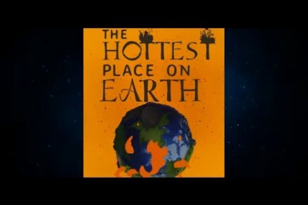 The Hottest Place on Earth Infographic