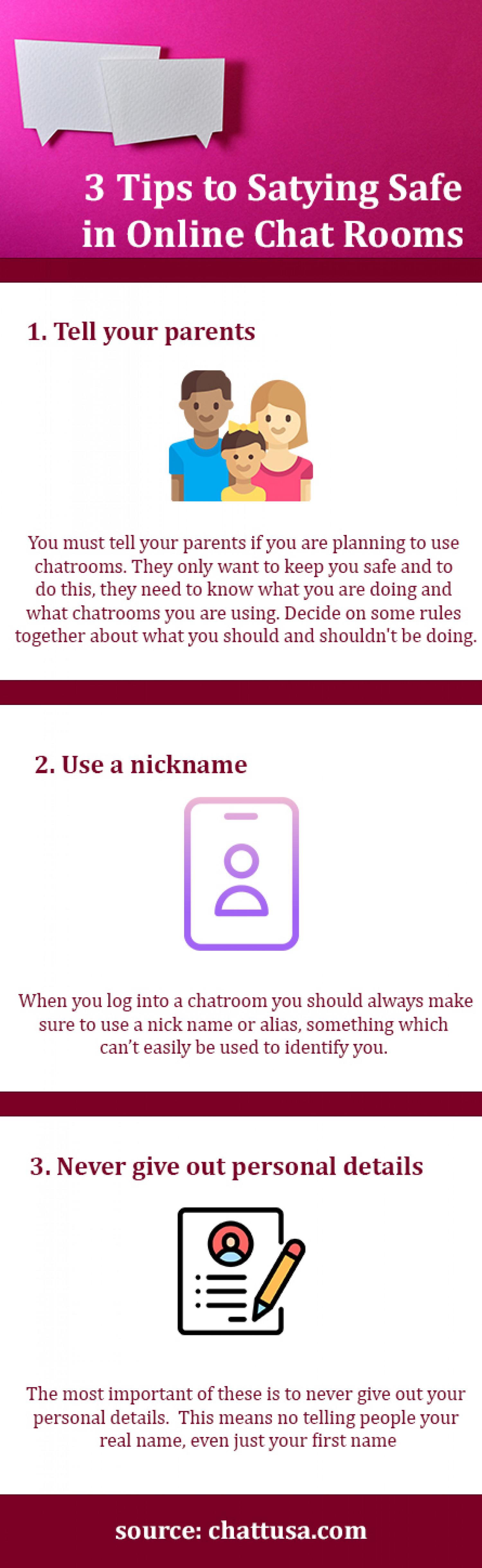 The Importance of Online Chat Rooms in Today's World Infographic