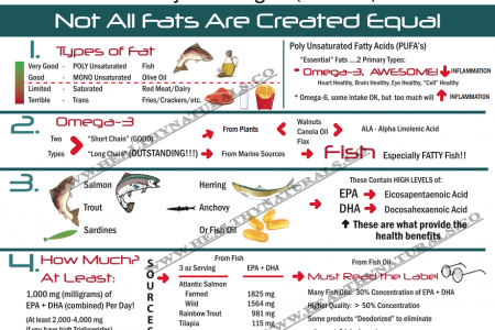 The Keys to Omega 3 Aka Fish Oil | Healthy Naturals Infographic