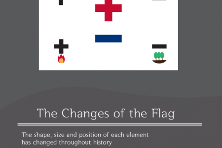 The Korean Flag Infographic