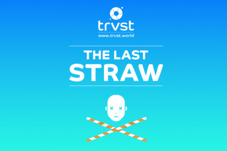 The Last Straws. Calling Time on Plastic Straws. Infographic