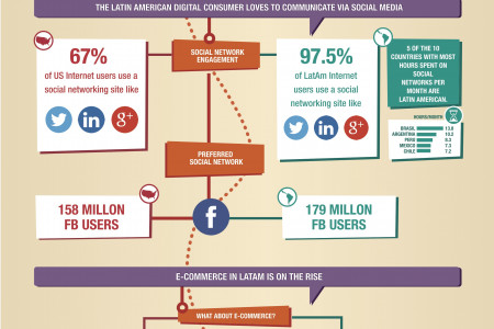 The Latin American Digital Consumer: Nuances and Opportunities for Brands Infographic