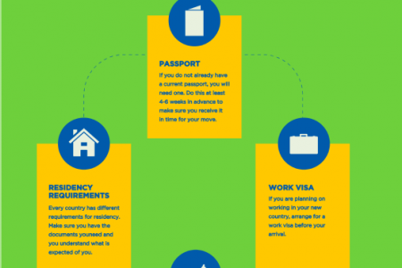 The Logistics of Your International Move Infographic
