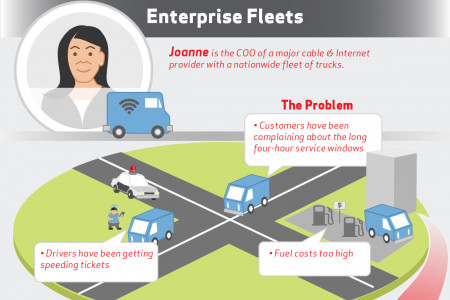 The Many Faces of Fleet Management  Infographic