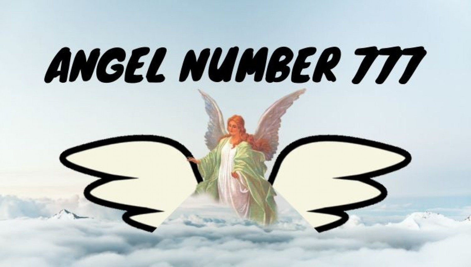 The Meaning of Angel Number 777 Infographic
