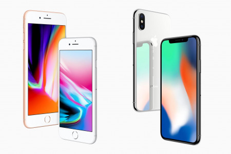 The Most Anticipated 12 Smartphone Launches in 2019 including Apple iPhone X Infographic