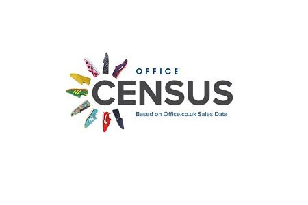 The OFFICE Census Infographic