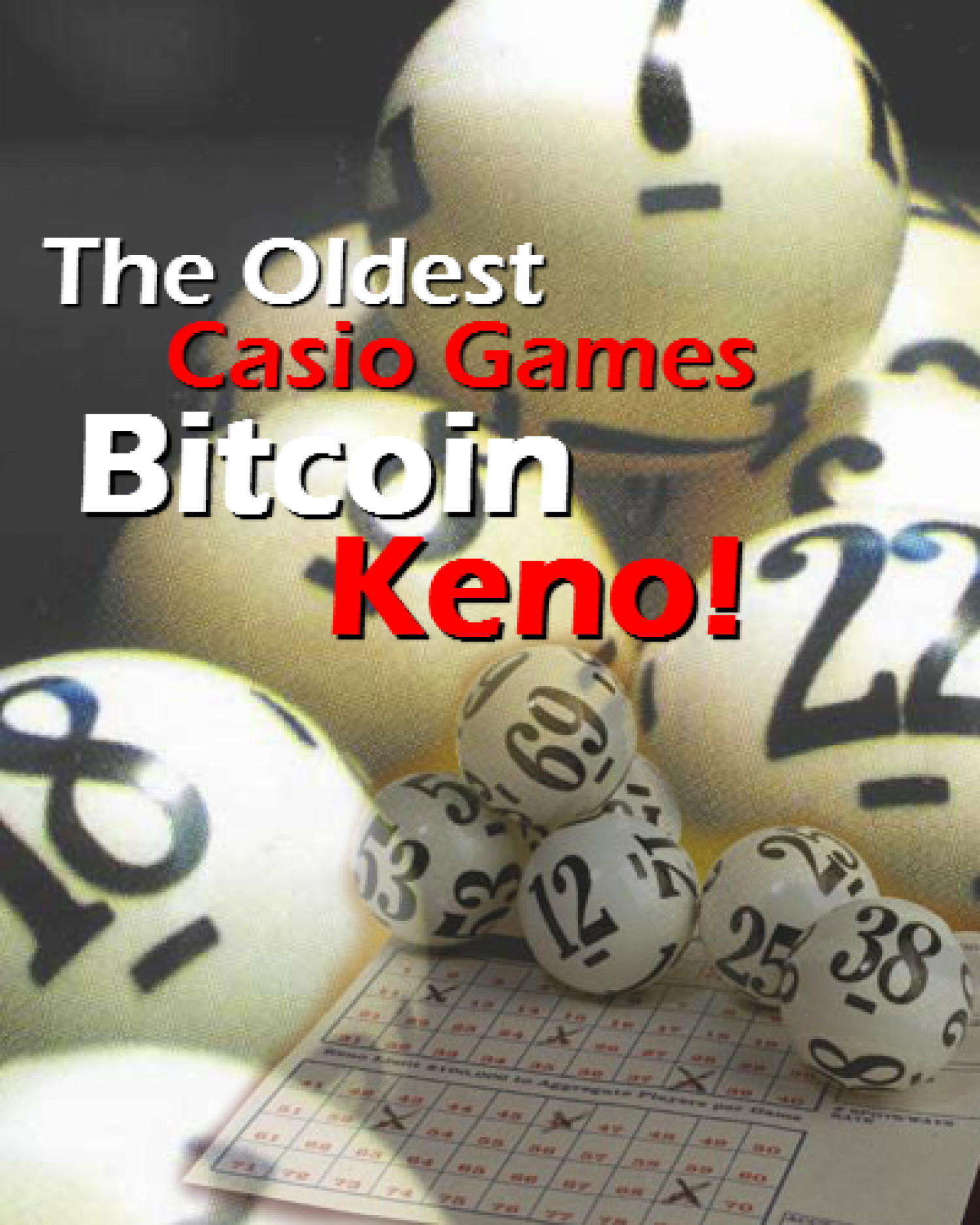 The Oldest Casino Game Infographic