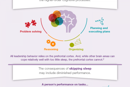 The Organizational Cost of Insufficient Sleep Infographic