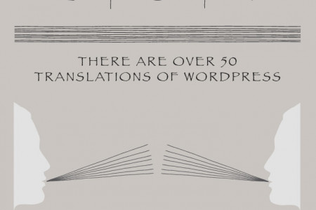 The Prevalence of WordPress Infographic
