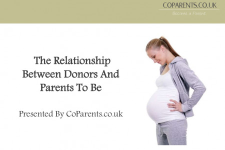 The Relationship Between Donors And Parents To Be  Infographic