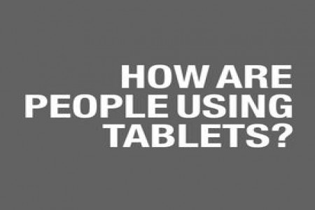 The Rise of Tablets Infographic
