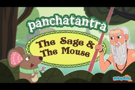 The Sage and the Mouse Infographic