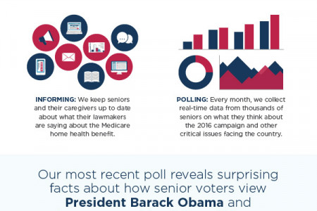 The Senior Vote Matters! Infographic