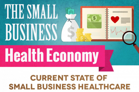 The Small Business Health Economy Infographic