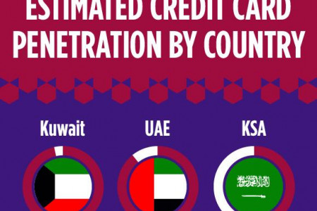 The State of Online Payment Methods in Middle East Infographic