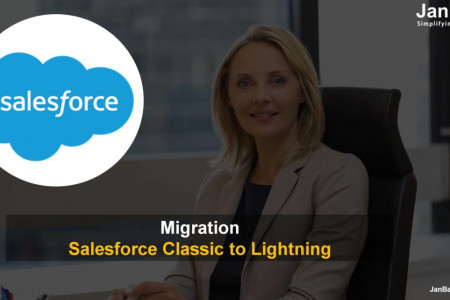 The Switch From Salesforce Classic To Salesforce Lightning- Conundrum Solved Infographic