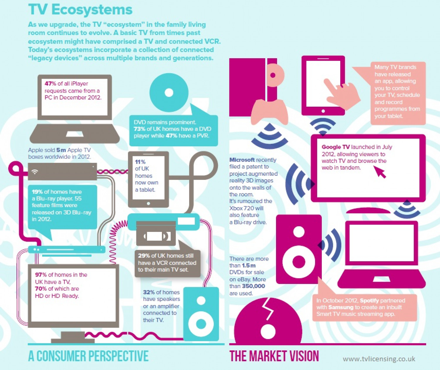 The TV Ecosystem Infographic