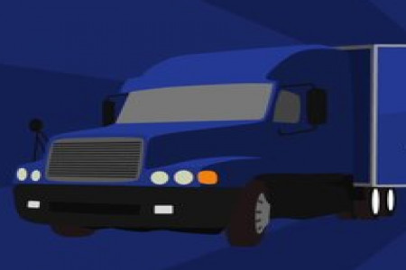 The US Trucking Industry: A Hidden Economic Giant Infographic
