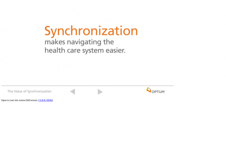 The Value of Synchronization Infographic