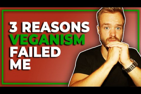 The Vegan Diet FAILED Me! - 3 REAL Downsides Of Veganism Infographic