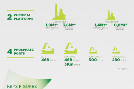 The World First Exporter of Phosphate Based Products Infographic