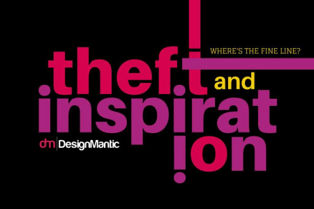 Theft and Inspiration: Where's The Fine Line? Infographic