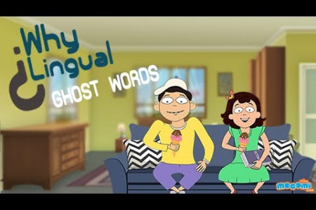 There are ghost words that mean nothing Infographic