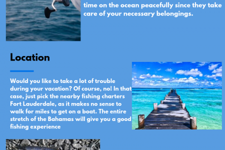 Things to Consider before Selecting a Fishing Charter Infographic