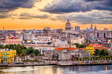 Things to do in Havana, Cuba Infographic