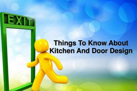 Things To Know About Kitchen And Door Design Infographic