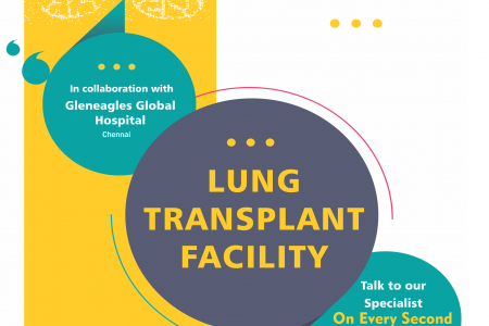 Things to Know about Lung Transplants Infographic