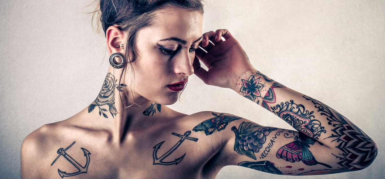 Things you need to know before tattooing and piercing Infographic