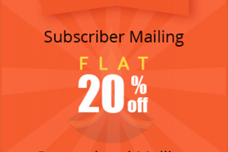 This Diwali  Sarv offers Flat 20% off on Email Marketing Service Infographic