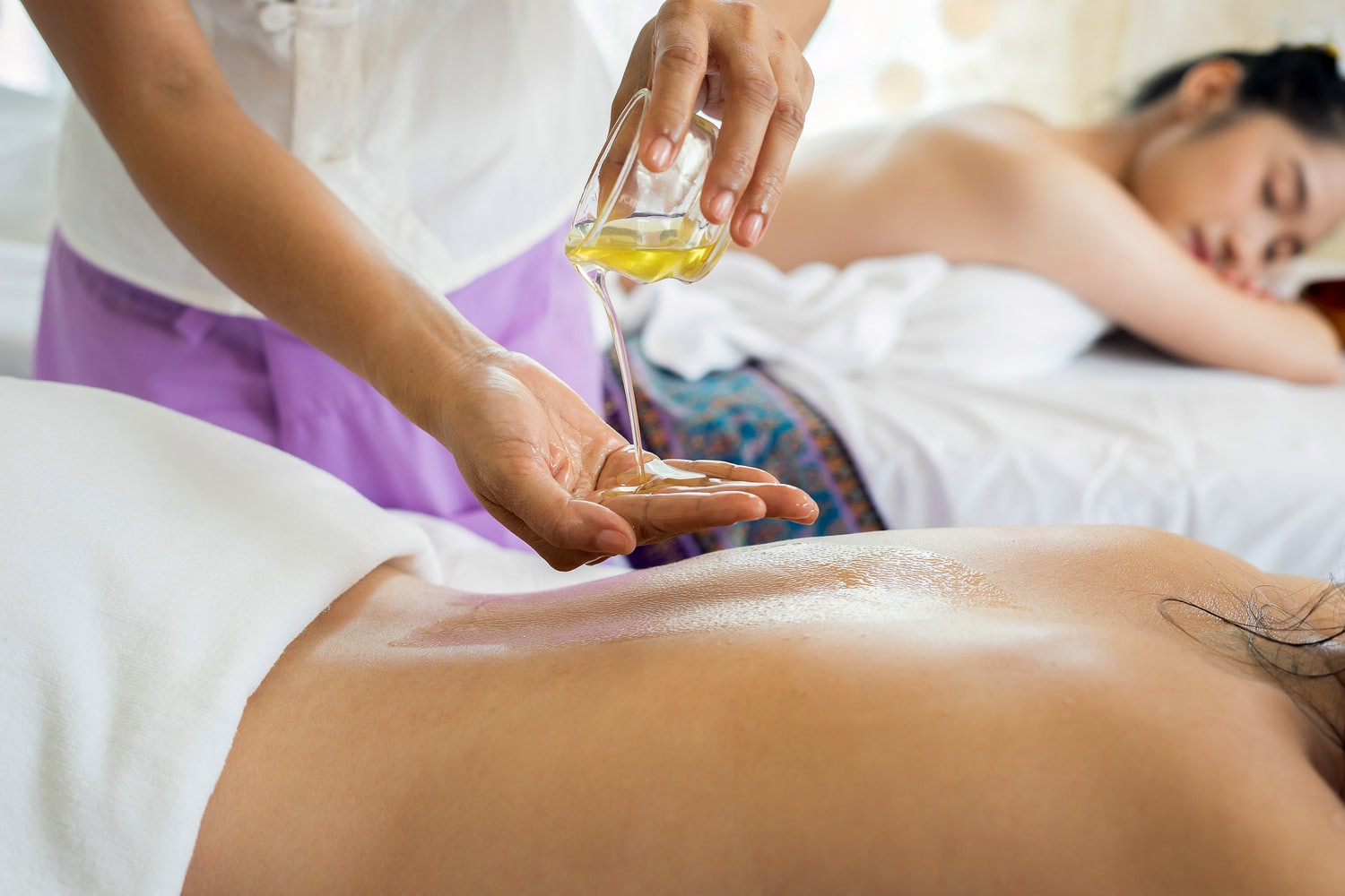 This Lockdown Try Rejuvenating Body Wellness Spa at Home Infographic