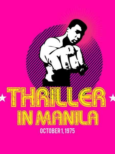 Thriller in Manila Infographic
