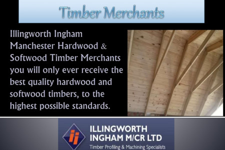 Timber Merchants in Manchester Infographic