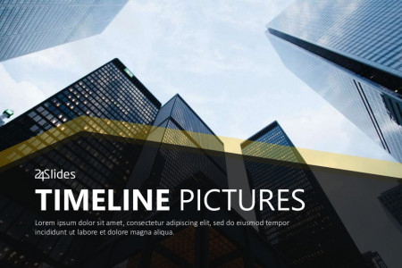 Timeline Pictures PowerPoint Template | Free Download Infographic