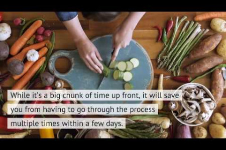 Time-Saving Kitchen Hacks You Need To Know Infographic