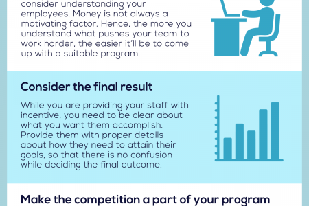 Tips for an effective incentive program Infographic