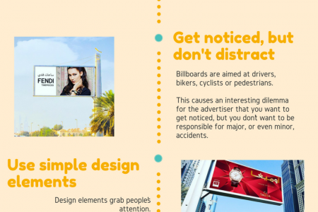 Tips For Billboard Advertising Infographic