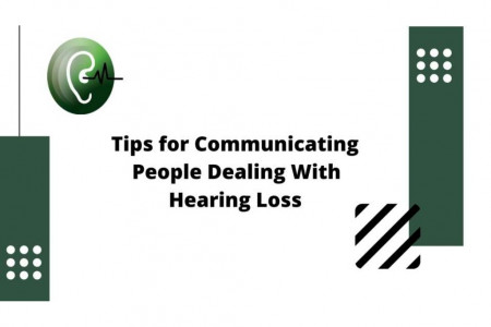 Tips for Communicating People Dealing with Emotional Support and Hearing Loss Infographic