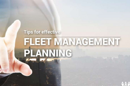 Tips for effective Fleet Management Planning Infographic