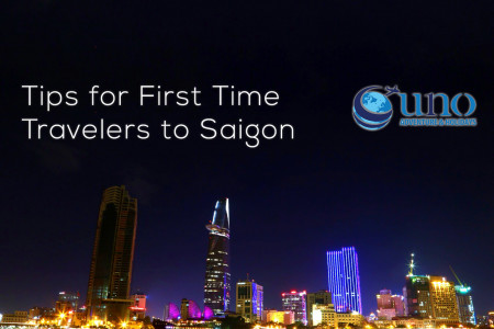 Tips for First Time Travelers to Saigon Infographic