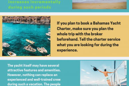 Tips for the Best Charter Yacht Holiday in the Bahamas Infographic